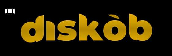 Logo type de Diskòb Mizik