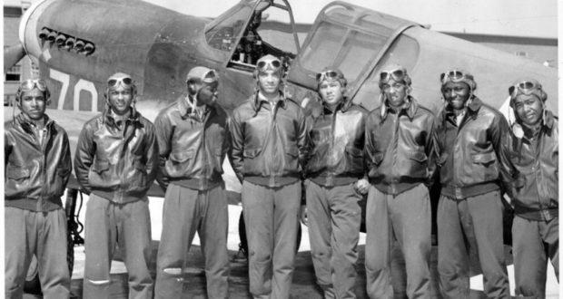 Aviateurs haïtiens 2ème guerre mondiale