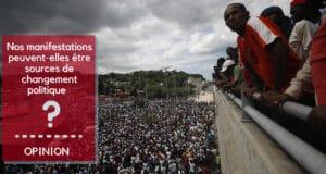 Nos manifestations peuvent-elles être sources de changement politique ?